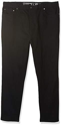 LRG Herren True Taper Jeans, 3 x Schwarz, 52