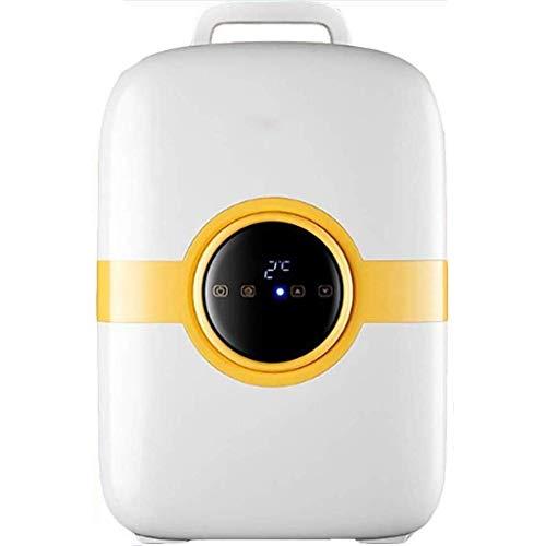 Fee-ZC Eendeurs huishoudkoeling, snelle afkoeling, touchscreen-temperatuurregeling, stille desktop-minibar, 22 liter, mini-koelkast, auto, kleine mica