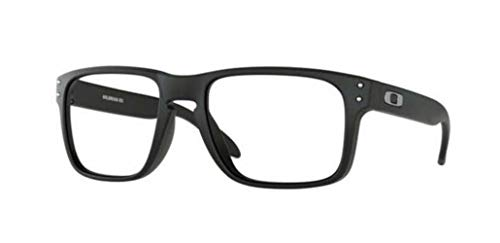 Oakley Holbrook Rx 0.75mm Pb Lead Glasses X-Ray Radiation Protection Leaded Safety (Matte Black)