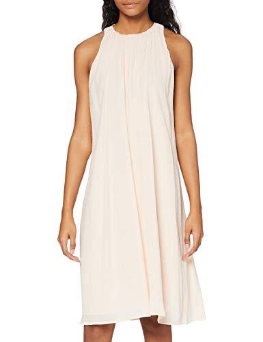 Filippa K Flowy Crinkle Dress Vestito, Rosa (Champagne), 8 (Taglia Produttore: Small) Donna