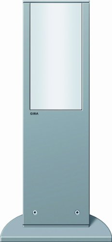 Gira, 134426, lichtelement, energiezuil 491 mm, aluminium