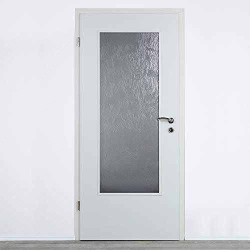 Glaseinsatz für Zimmertüren Barock 535 x 1420 mm, 4 mmESG Lichtausschnitt
