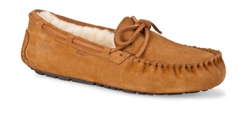UGG Men's Olsen Slipper, Chestnut, 7 M US