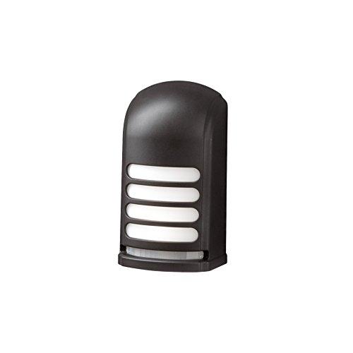 Gnosjö Konstsmide 7694-750, Außenwandleuchten, Plastik, schwarz, 5 x 7.3 x 13 cm