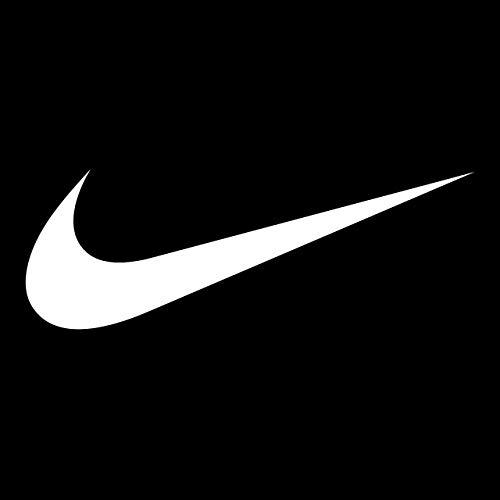 Nike Logo Iron On - Camiseta de vinilo para transferencia de calor, etiquetas negras, etiquetas blancas, logotipo de Nike para ropa, parche de logotipo de Nike Swoosh tick, juego de 3 (blanco)