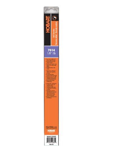 Hobart H114244-R01 1-Pound Plastic 7014 Stick Electrode, 1/8-Inch