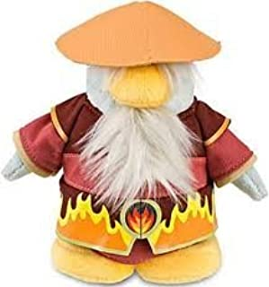 "Disney Club Penguin 6.5"" VERY RARE Fire Sensei Plush"