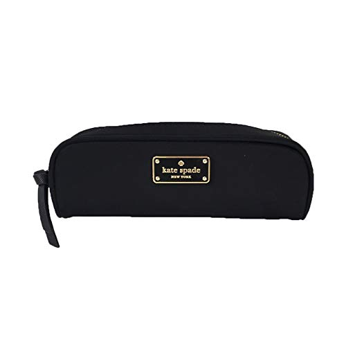Kate Spade Wilson Road Small Berrie Travel Cosmetic Case, Black
