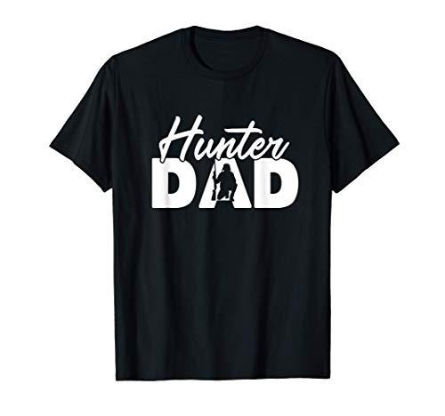 Hombre Camisa de cazador - Divertido regalo de papá cazador para el Camiseta
