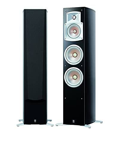 Yamaha NS 555 Diffusore da pavimento bass-reflex a 3 vie (1 pezzo)