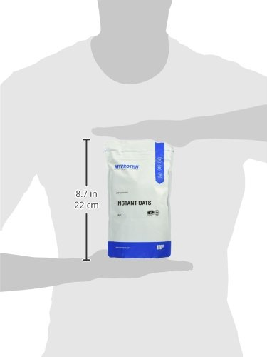Myprotein Instant Oats Unflavoured, 1er Pack (1 x 1 kg) - 3