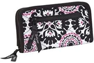 Thirty One Soft Wallet 3003 Pink Pop Medallion
