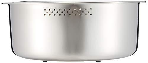 貝印KAI洗い桶D型脚高ゴム付DZ1141