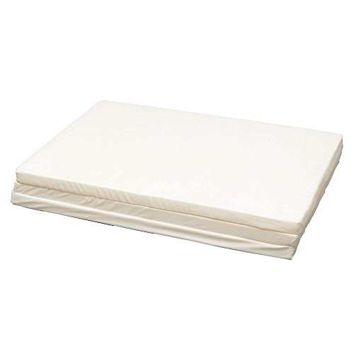 『アイリスオーヤマ マットレス シングル ふつう 厚さ4cm ホワイト MTRF-S』の1枚目の画像
