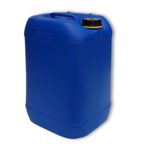 20 Liter Wasserkanister Kanister Behälter, blau DIN 61