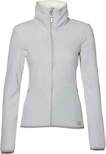 O'Neill Damen Fleecejacke Ventilator Fz Fleece Jacket Shirts & Fleece, Powder White, L