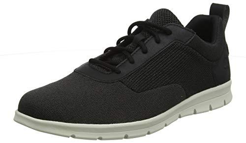 Timberland Męskie buty Graydon Knit Oxford, czarny - czarna czarna siatka - 43 EU