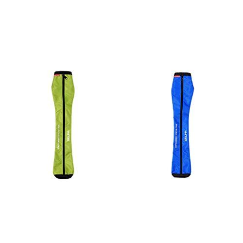 Sharplace 2 Pièces Sac Imperméable à l'eau Tissu Randonnée Bâton Trekking Sac de Mât de Tente