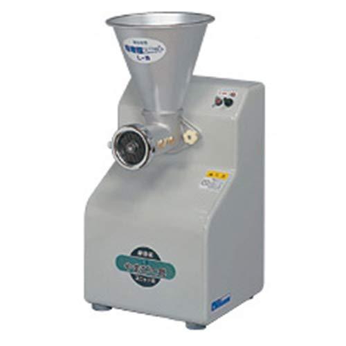 国光社 やまびこ号 L型 製粉、味噌、豆腐3兼機 L-SBT(家庭用)[ 味噌ユニットプレイト:3mm(標準)]