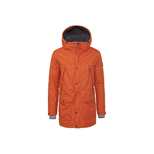 Varg Herren Are Eco Parka, Rust orange, S