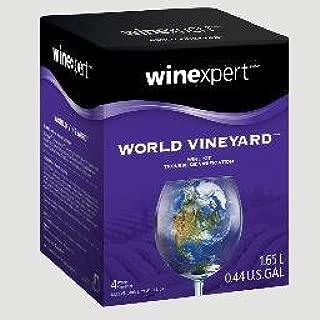 World Vineyard Australian Cabernet Sauvignon Grape Skin 12 Liter Wine Making Kit