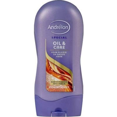 Andrelon Conditioner - Oil & Care 300 ml
