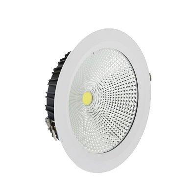 Foco de Techo Downlight LED 30W Cobslim Circular Φ225mm Empotrado Blanco Neutro 4500k 3000lm Onssi