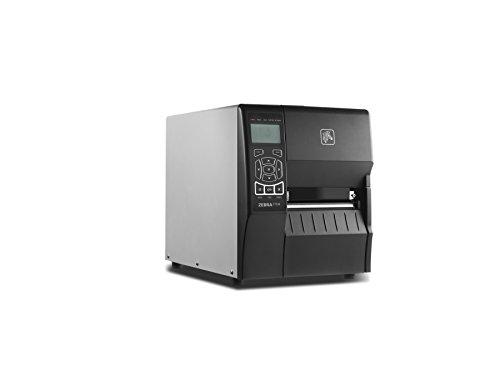 Zebra ZT230 Thermal Transfer Industrial Printer 203 dpi Print Width 4 in Serial USB ZT23042-T01000FZ