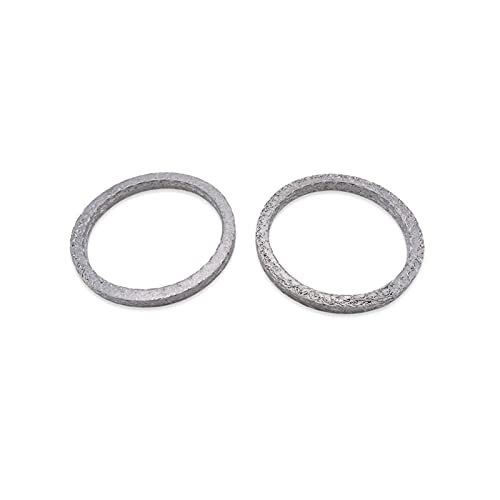 taitai Motorcycle Exhaust Pipe Header Gasket Fit For Harley Davidson...
