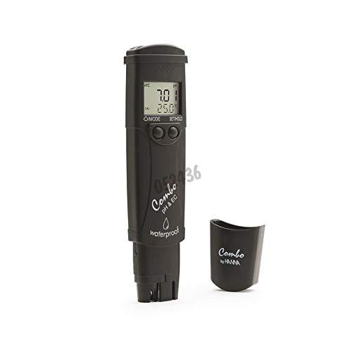 Hanna Combo pH/EC/TDS/C/PPM Tester HI98129