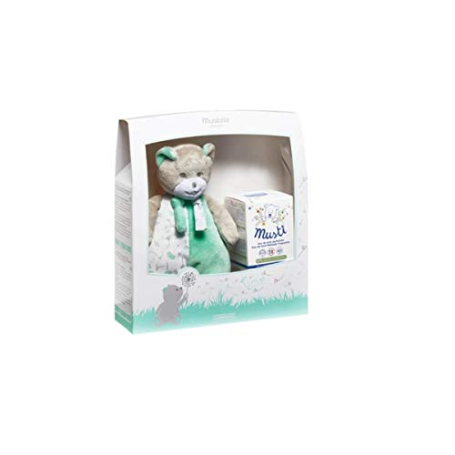 Mustela Love Welcome Baby Musti Eau de son Perfum´ée 50ml + Peluche