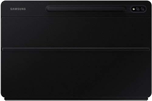 Cover per tastiera Samsung Galaxy Tab S7+, colore nero, versione UK
