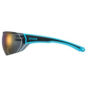 Uvex Sportstyle 204 Gafas de Ciclismo, Unisex Adulto, Blue, One Size