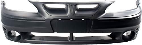 04 pontiac grand am front bumper - 4