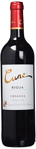 Cune - Crianza Botella - 6 botellas x 750 - Total:4500ml