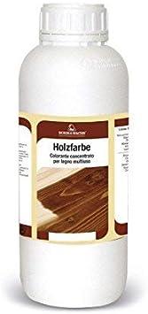 Tinte concentrado para madera Universal colorante ideal para pigmentar barnices de uso interior - 250 ml - (Nogal Claro 53)
