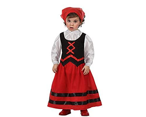 Disfraz Pastora nia de 12 a 24 meses