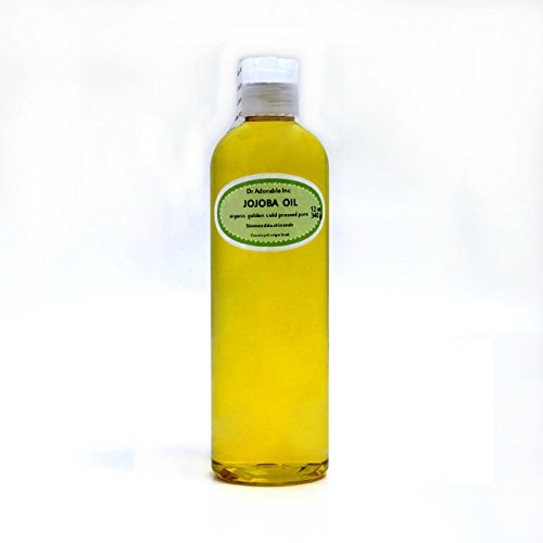 JOJOBA OIL Golden Pure & Organic You Pick Size (12 oz)