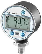 Ashcroft Digital Pressure Gauge w/Backlight, 0-300 psi