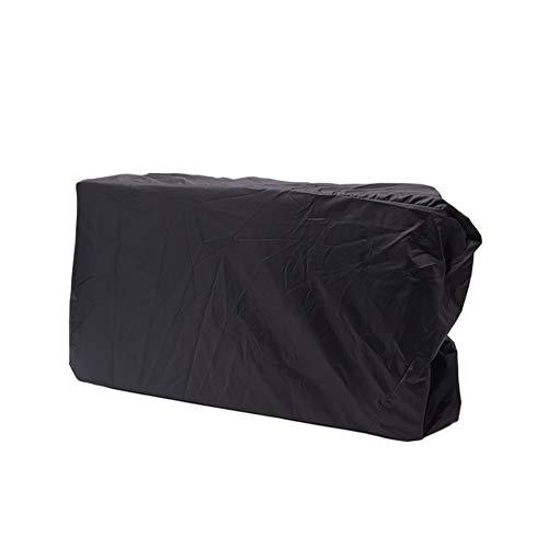 FGHHJ - Funda para sofá de jardín (2/3/4 plazas, resistente al agua, anti-UV, con bolsa de almacenamiento)
