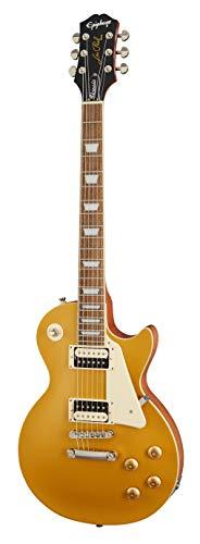 Epiphone Les Paul Classic Worn Metallic Gold · Guitarra eléctrica