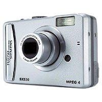 Fujitsu Siemens SX 530 Digitalkamera 5.0 (2560 x 1920) 16MB