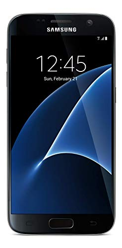 Tracfone  Samsung Galaxy S7 4G LTE Prepaid Smartphone (Locked) - Black - 32GB - Sim Card Included...