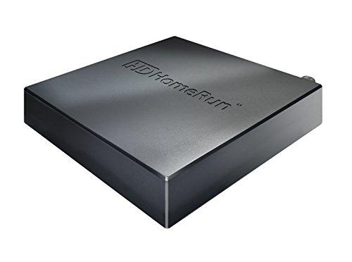 SiliconDust HDHR5-2DT(EU) Hdhomerun Connect Duo TV-Tuner - Schwarz