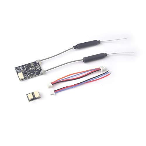 Swiftswan 2.4G 10CH Micro Telemetry Flysky Compatibile con ricevitore RC Ibus per FS-I6X FS-i6S Turnigy Evolution RC FPV Drone