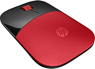 HP Z3700 Wireless Mouse - Red