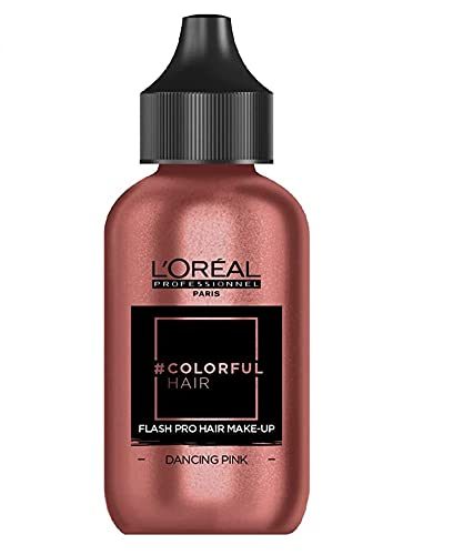 LOréal Haarverf Professionnel #Colorful Hair Flash Pro Hair Make-up Dancing Pink