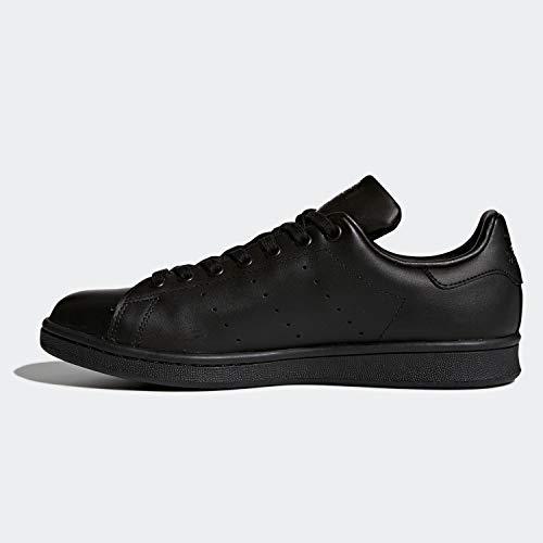 アディダスジャパン正規品adidasアディダススタンスミス〔STANSMITH〕ブラック/ブラックM2032722.5cm
