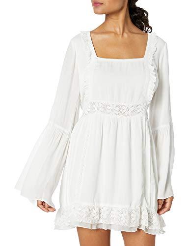 Show Me Your Mumu Women's Sicily Mini Dress, White, Small