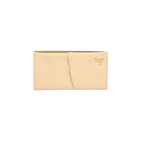 Baggit Lw Pleaty Y G Women's Wallet (Beige)